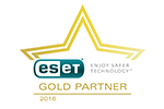 ESET Gold Partner